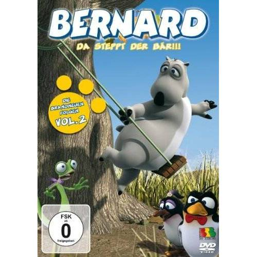 Claudio Biern Lliviria - Bernard 2.Staffel Vol.2 - Da steppt der Bär!!! - Preis vom 09.04.2021 04:50:04 h