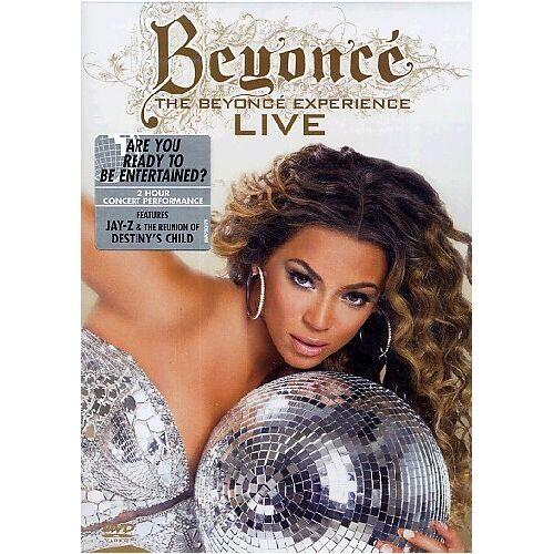 Beyonce - Beyoncé - The Beyonce Experience Live - Preis vom 20.10.2020 04:55:35 h