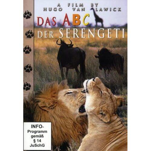 Hugo van Lawick - Das ABC der Serengeti - Preis vom 20.10.2020 04:55:35 h