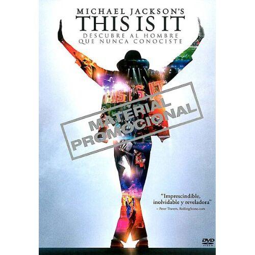 - Michael Jackson's This Is It - VERSIÓN ORIGINAL (Michael Jackson's This Is It) - Preis vom 27.01.2020 06:03:55 h