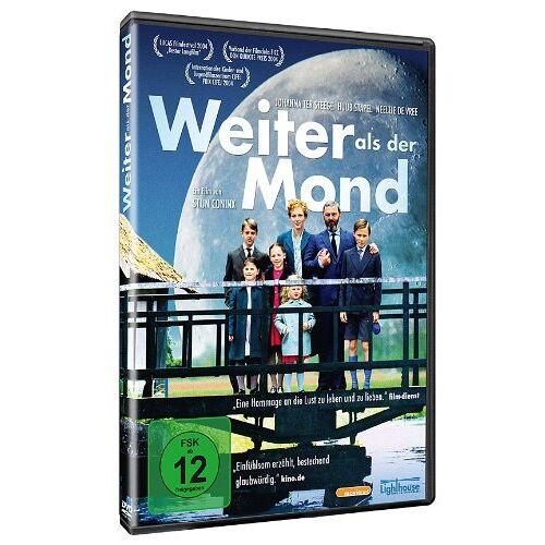 Stijn Coninx - Weiter als der Mond - Preis vom 20.10.2020 04:55:35 h