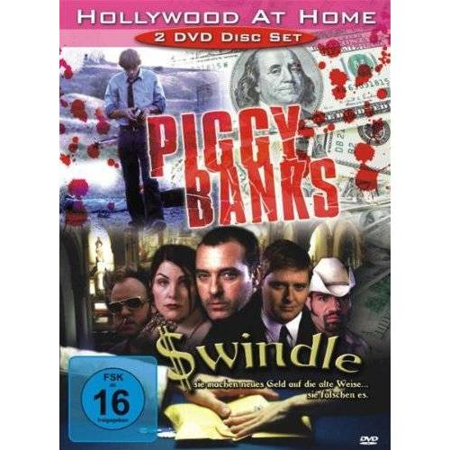 K.C. Bascombe - Piggy Banks / Swindle - 2 DVD - Preis vom 06.05.2021 04:54:26 h