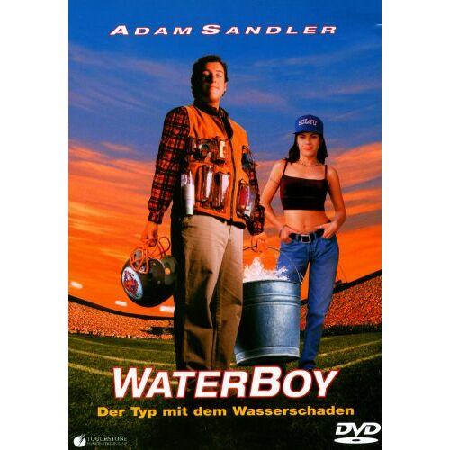 Frank Coraci - Waterboy - Der Typ mit dem Wasserschaden - Preis vom 23.02.2021 06:05:19 h