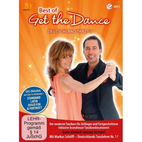 Markus Schöffl - Get the Dance - Best of by Markus Schöffl/DVD 1-3 - Preis vom 16.04.2021 04:54:32 h
