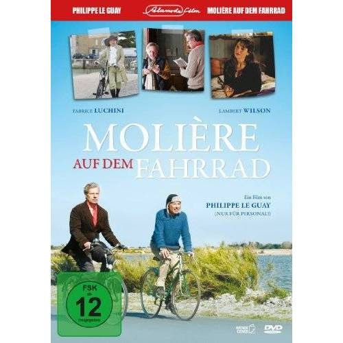 Fabrice Luchini - Molière auf dem Fahrrad - Preis vom 22.01.2021 05:57:24 h