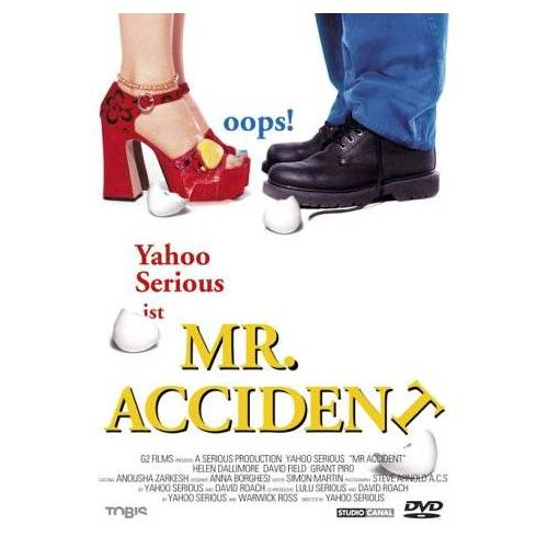 Yahoo Serious - Mr. Accident - Preis vom 15.01.2021 06:07:28 h