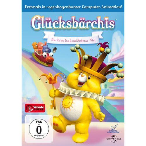 Mike Fallows - Glücksbärchis - Die Reise ins Land Scherze-Viel - Preis vom 12.04.2021 04:50:28 h