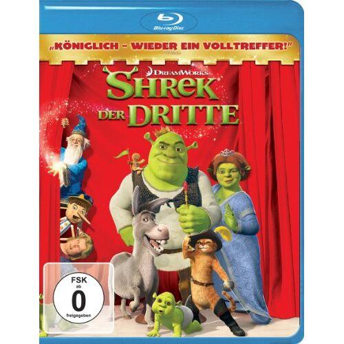 Chris Miller - Shrek 3 - Shrek der Dritte [Blu-ray] - Preis vom 06.03.2021 05:55:44 h