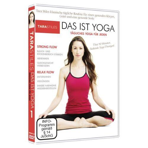 Tara Stiles - Das ist Yoga - Tägliches Yoga für jeden - Preis vom 15.04.2021 04:51:42 h