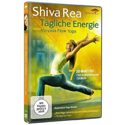 Shiva Rea - Vinyasa Flow Yoga - Preis vom 31.03.2020 04:56:10 h