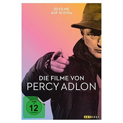 Percy Adlon - Die Filme von Percy Adlon [10 DVDs] - Preis vom 20.10.2020 04:55:35 h