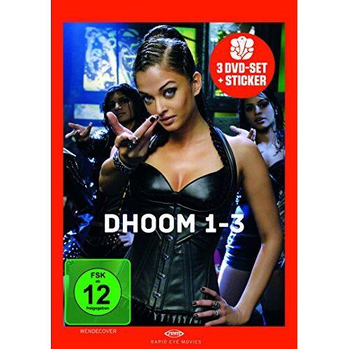 Sanjay Gadhvi - Dhoom 1-3 [3 DVDs] - Preis vom 19.10.2020 04:51:53 h