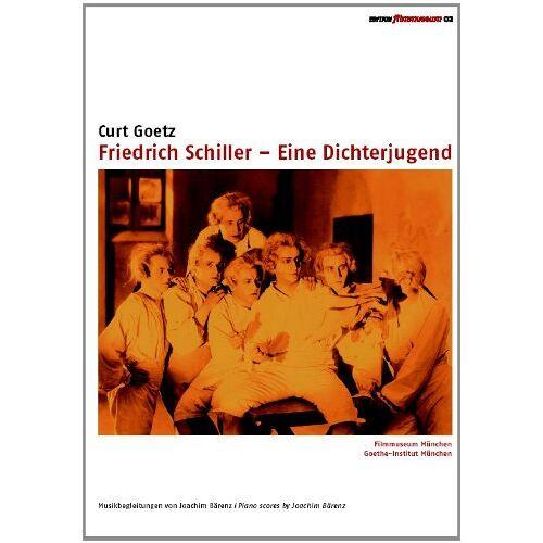 Curt Goetz - Friedrich Schiller - Eine Dichterjugend - Preis vom 20.10.2020 04:55:35 h