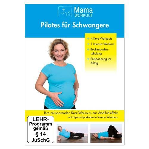 Peter Brose - MamaWorkout - Pilates für Schwangere - Preis vom 08.04.2020 04:59:40 h
