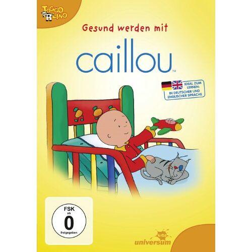 Jean Pilotte - Caillou - Gesund werden mit Caillou - Preis vom 06.05.2021 04:54:26 h