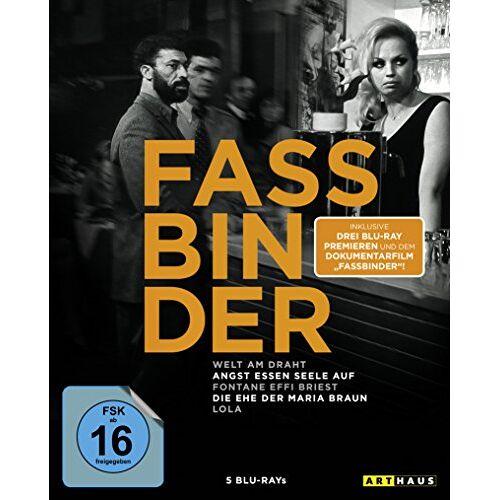 Rainer Werner Fassbinder - Fassbinder Edition [Blu-ray] - Preis vom 20.10.2020 04:55:35 h