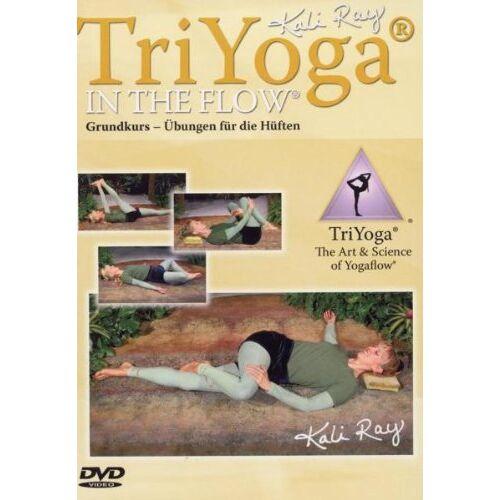 - TriYoga - In the Flow: Übungen für die Hüfte - Preis vom 14.01.2021 05:56:14 h