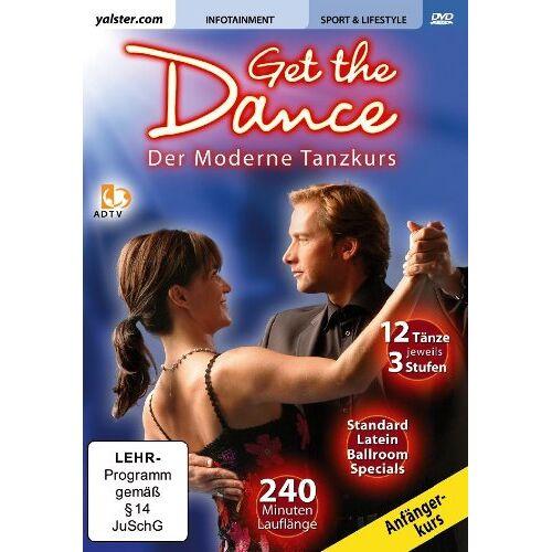 Markus Schöffl - Get the Dance - Anfaengerkurs - Preis vom 14.05.2021 04:51:20 h