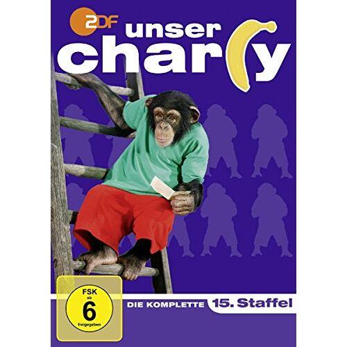 Axel Hannemann - Unser Charly - Die komplette 15. Staffel [3 DVDs] - Preis vom 05.03.2021 05:56:49 h