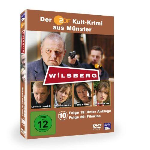 Leonard Lansink - Wilsberg 10 - Folgen 19+20 - Preis vom 20.10.2020 04:55:35 h