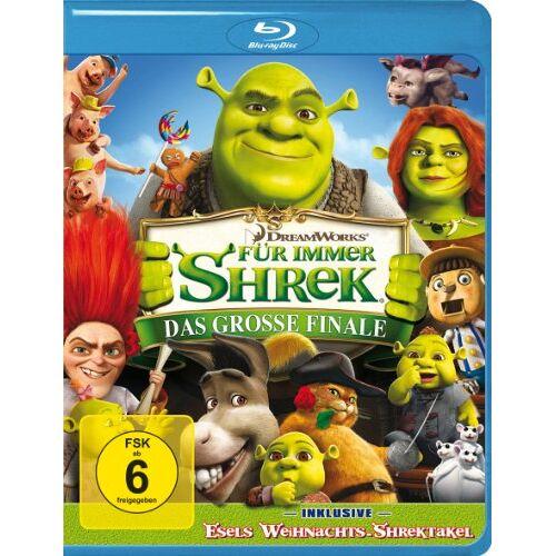 Mitchell Shrek 4 - Für immer Shrek [Blu-ray] - Preis vom 06.03.2021 05:55:44 h
