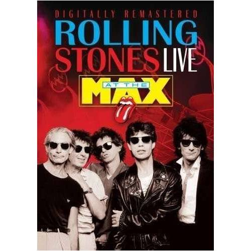 The Rolling Stones - Rolling Stones - Live at the Max - Preis vom 04.10.2020 04:46:22 h