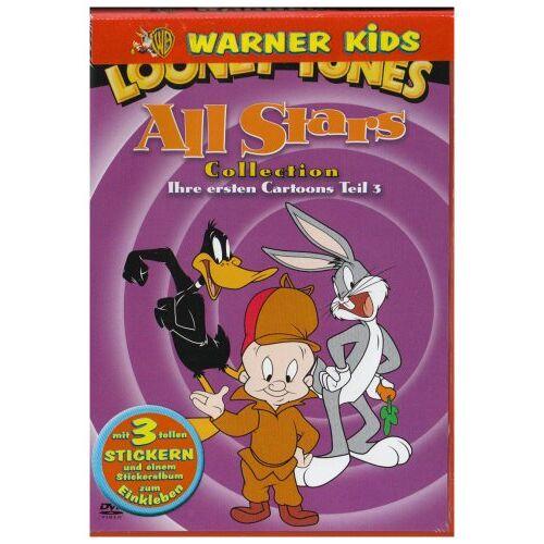 - Looney Tunes All Stars Collection - Ihre ersten Cartoons 3 - Preis vom 01.03.2021 06:00:22 h