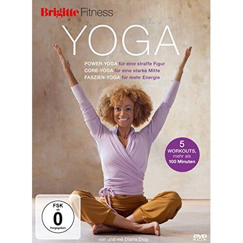 Becker Brigitte Fitness - Yoga: Power-Yoga, Core-Yoga, Faszien-Yoga - Preis vom 28.03.2020 05:56:53 h