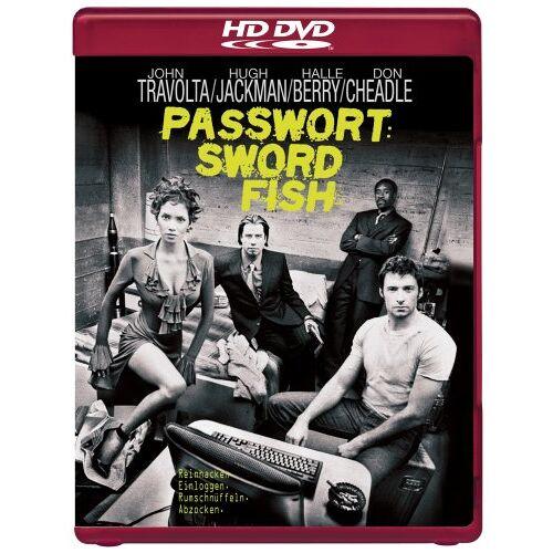 Dominic Sena - Passwort: Swordfish [HD DVD] - Preis vom 11.04.2021 04:47:53 h