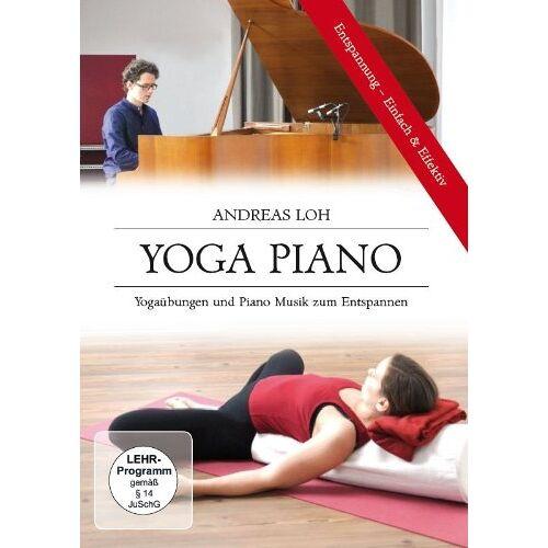 Andreas Loh - Yoga Piano - Andreas Loh - Preis vom 04.10.2020 04:46:22 h