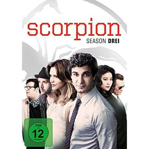 Elyes Gabel - Scorpion - Season drei [6 DVDs] - Preis vom 18.04.2021 04:52:10 h