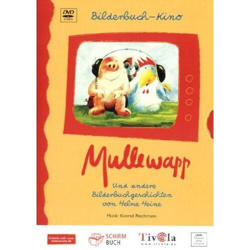 - Mullewapp - Bilderbuch-Kino DVD - Preis vom 14.04.2021 04:53:30 h
