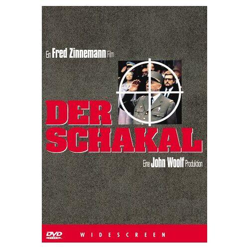 Fred Zinnemann - Der Schakal - Preis vom 09.05.2021 04:52:39 h