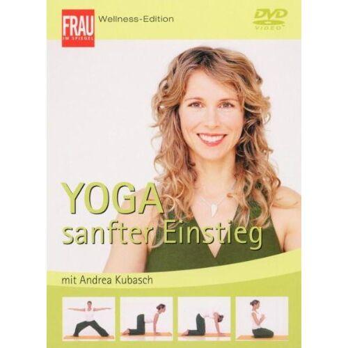 Andrea Kubasch - Yoga - Sanfter Einstieg - Preis vom 25.01.2021 05:57:21 h