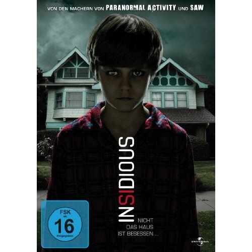 James Wan - Insidious - Preis vom 20.10.2020 04:55:35 h