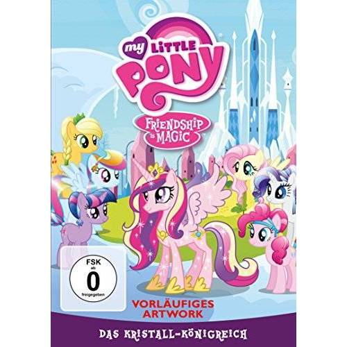 Jayson Thiessen - My Little Pony - Staffel 3 - Vol 1: Das Kristall-Königreich - Preis vom 13.05.2021 04:51:36 h
