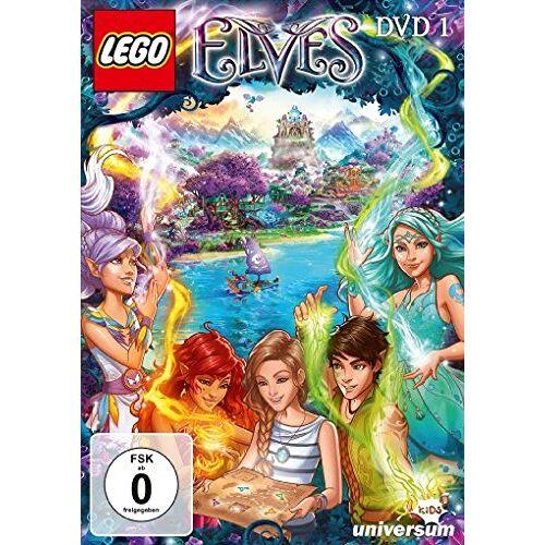 - LEGO Elves - Die Elfen aus Elvendale, DVD 1 - Preis vom 20.10.2020 04:55:35 h