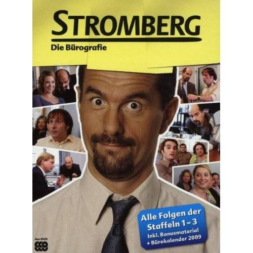 Herbst, Christoph Maria - Stromberg - Staffel 1-3 (ltd Edition - incl. Stromberg-PC-Game) [Limited Edition] [6 DVDs] - Preis vom 12.05.2021 04:50:50 h
