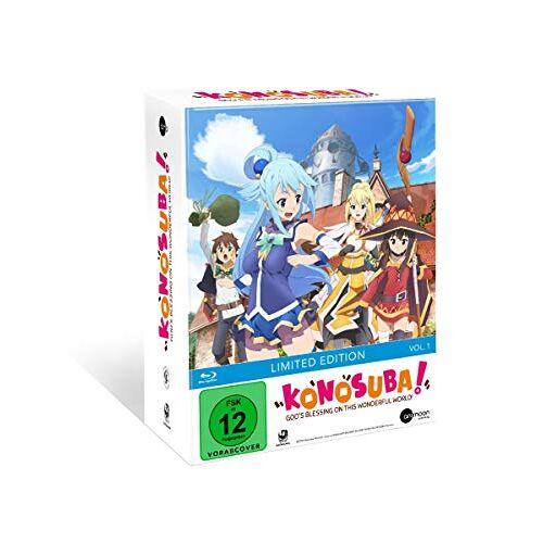 - KonoSuba Vol.1 [Blu-ray] - Preis vom 05.09.2020 04:49:05 h