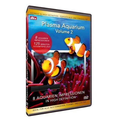 Simon Busch - Plasma Aquarium, Vol. 2 - 8 Aquarien Impressionen in HD Qualität - Preis vom 27.02.2021 06:04:24 h