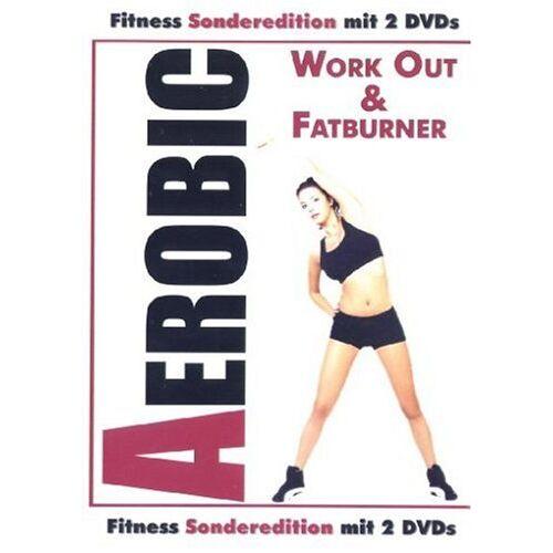 Peter Brose - Fatburner & Aerobic Work Out 2 DVD Set - Preis vom 25.11.2020 06:05:43 h
