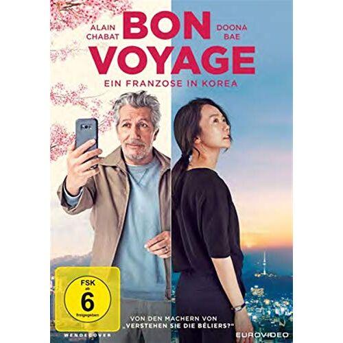Eric Lartigau - Bon Voyage - Ein Franzose in Korea - Preis vom 16.04.2021 04:54:32 h