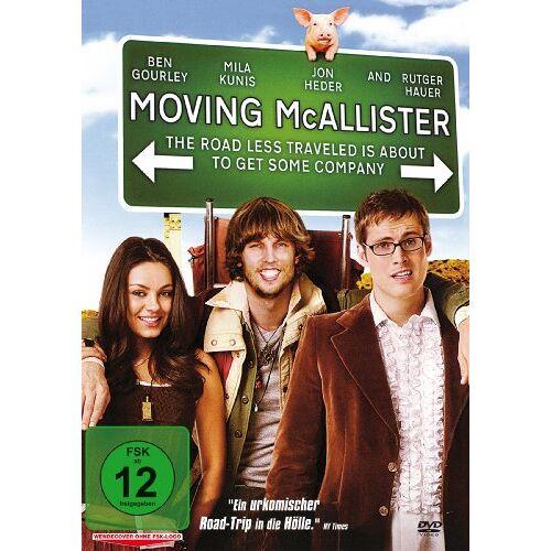 Andrew Black - Moving McAllister - Preis vom 16.01.2021 06:04:45 h