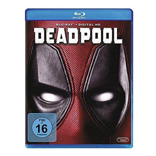 Tim Miller - Deadpool [Blu-ray] - Preis vom 27.02.2021 06:04:24 h