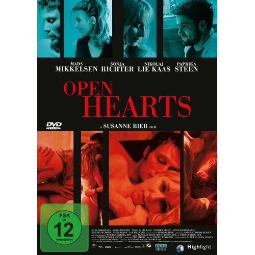 Susanne Bier - Open Hearts - Preis vom 05.09.2020 04:49:05 h
