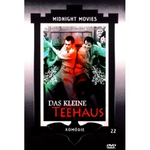 Daniel Mann - Das kleine Teehaus ( MIDNIGHT MOVIES ) - Preis vom 05.05.2021 04:54:13 h