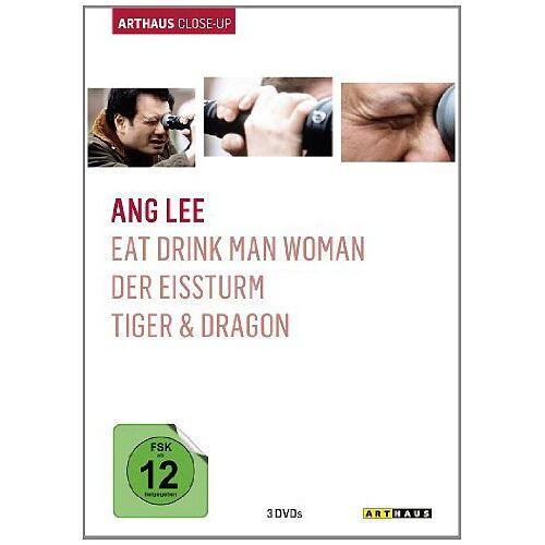 Ang Lee - Arthaus Close-Up [3 DVDs] - Preis vom 15.05.2021 04:43:31 h