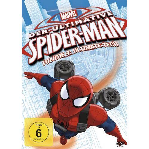 Alex Soto - Der ultimative Spider-Man - Volume 4: Ultimate Tech - Preis vom 14.05.2021 04:51:20 h