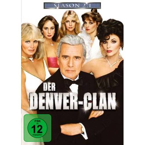 Don Medford - Der Denver-Clan - Season 2, Vol. 1 [3 DVDs] - Preis vom 16.05.2021 04:43:40 h