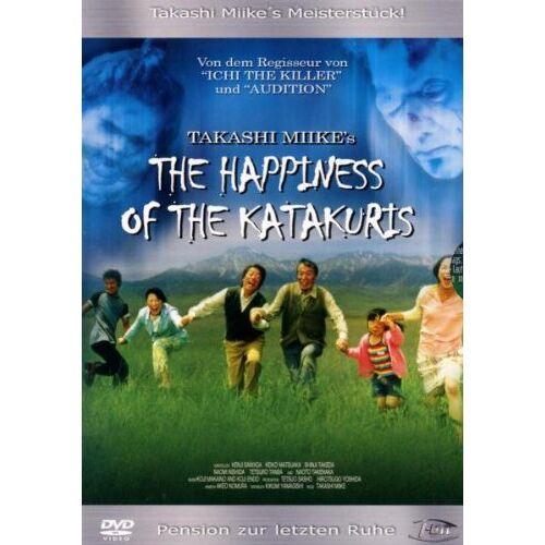 Takashi Miike - The Happiness of the Katakuris - Preis vom 15.04.2021 04:51:42 h